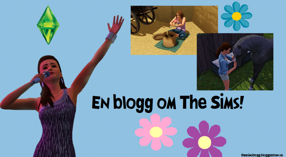 En blogg om The Sims!